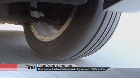 Automotive Tips from Standard Auto Care: Tire Replacement Overview