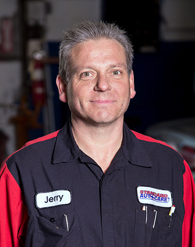 Jerry Wentzel | Standard Auto Care
